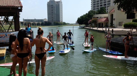 Irving, TX: Stand Up Paddle Boarding