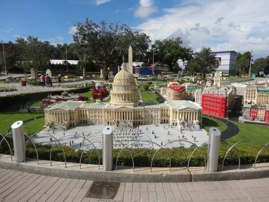 LEGOLAND Florida Resort: Mini-Land's Washington DC