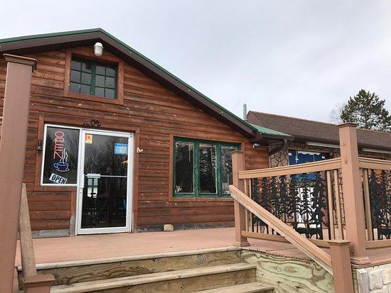 Crandon, Висконсин: Entrance View