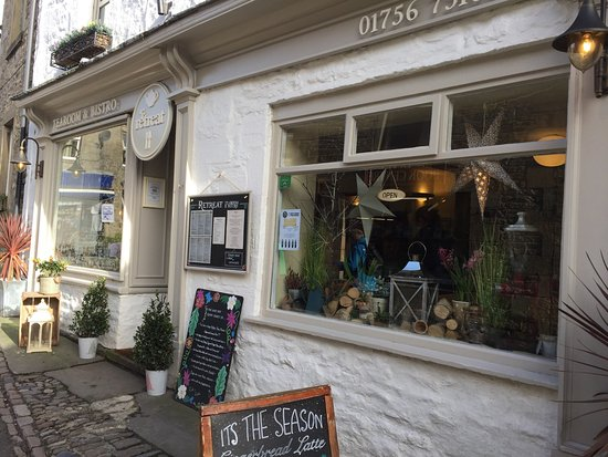 Retreat Tea Room And Bistro Grassington Yorkshire