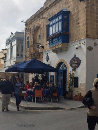 Marsaxlokk, Malta: SCORCI COLORATI