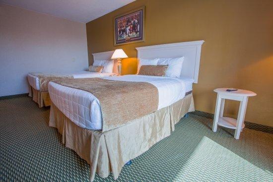 Miami Gardens, Φλόριντα: Double Beds