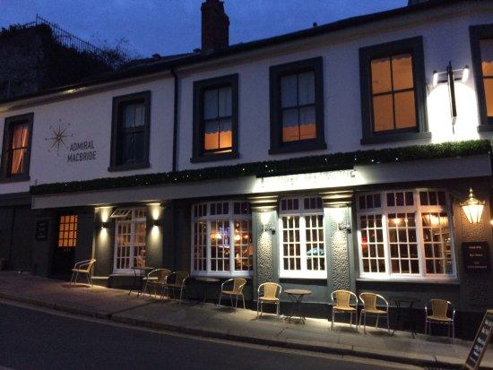 Admiral MacBride Pub