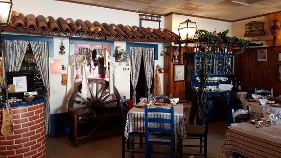 Oeiras, Portekiz: Salle à manger