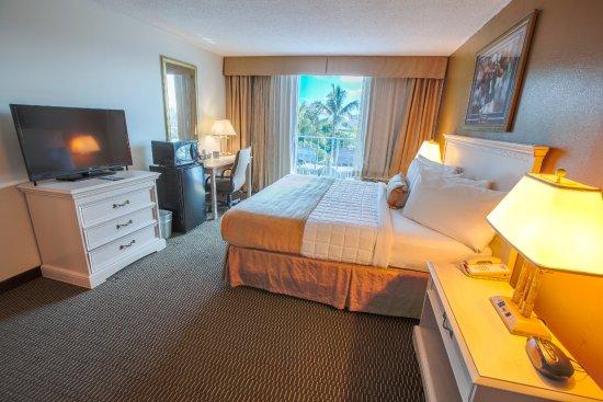 Miami Gardens, Φλόριντα: King Room City Side