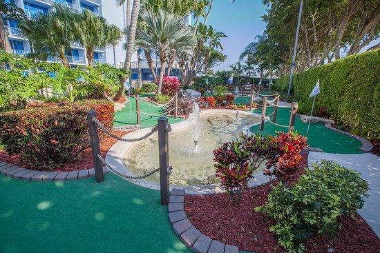 Miami Gardens, FL: Nine Hole Mini Golf