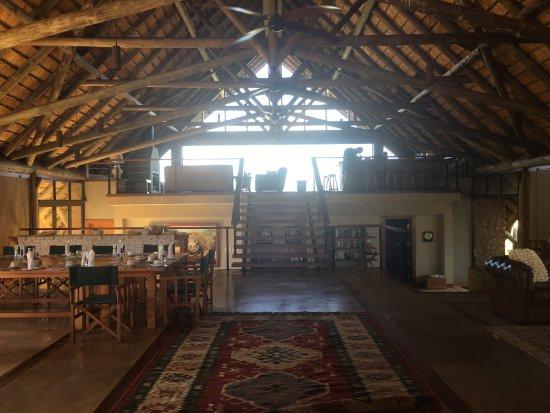 Mkuze, جنوب أفريقيا: Mavela Game Lodge