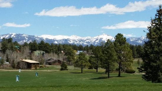Pagosa Springs, CO: Golf