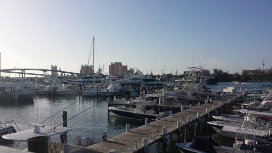 Atlantis, Royal Towers, Autograph Collection: View past Paradise Bridge