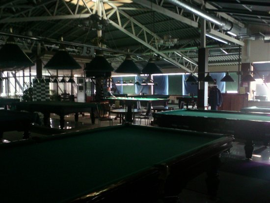 Billiard Club Virazh