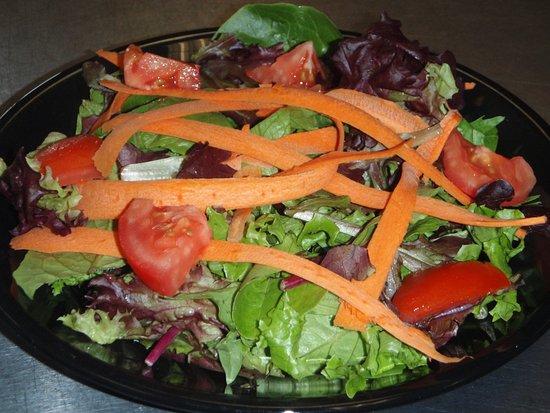 Waunakee, WI: Garden Salad
