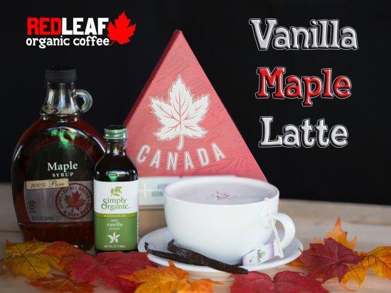 Kelso, Etat de Washington : Vanilla Maple Latte!