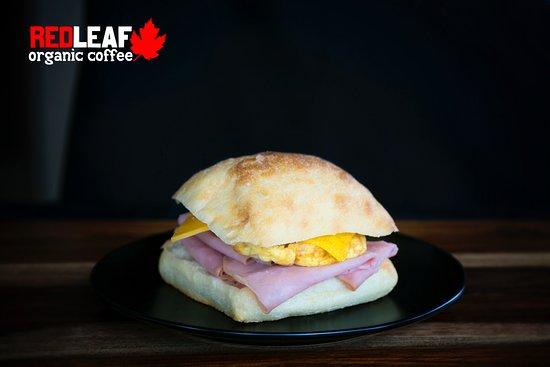 Kelso, Etat de Washington : Breakfast sandwiches!