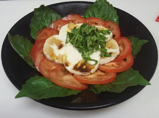 Waunakee, WI: Caprese Salad