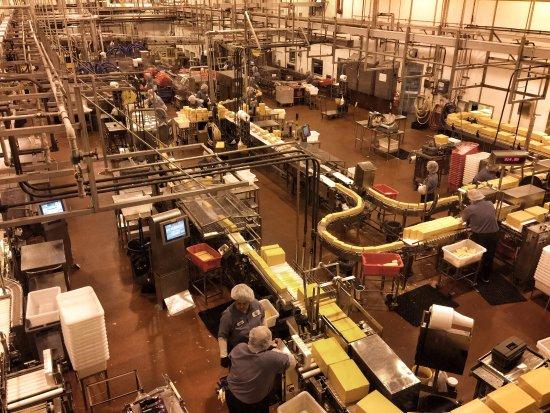 Tillamook Cheese Factory, Tillamook, OR