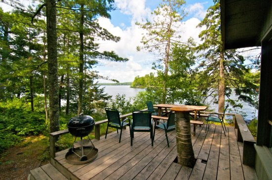 Cook, Minnesota: View from Stardust