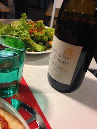 Brides-les-Bains, Fransa: lovely wine