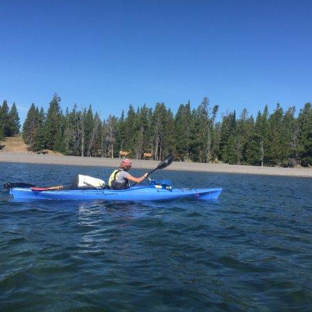 Yellowstone Lake: Kayaking guide