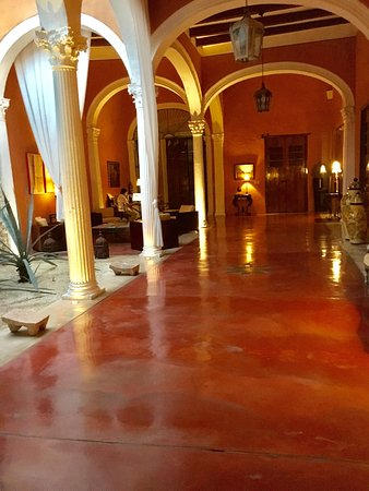 Hotel Hacienda Merida: Staff is top notch !