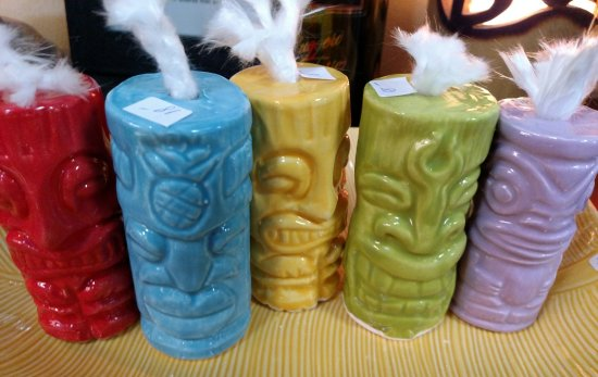 Tequesta, Floride : Hand Made bottle toppers to make your own tiki torch!