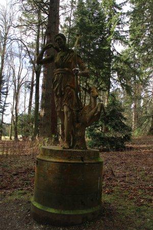 Blair Atholl, UK: Diana - goddess of hunting