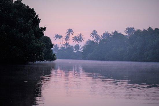 Τανγκάλε, Σρι Λάνκα: Sonnenaufgang