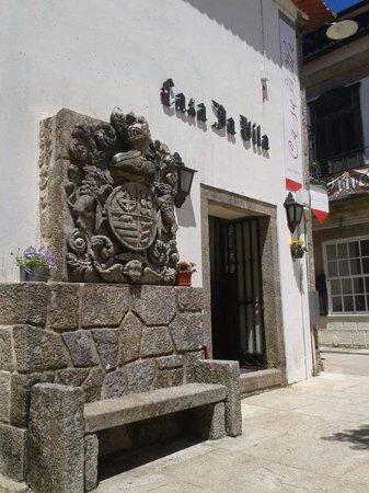 Valenca, Portugal: Brazão da CASA