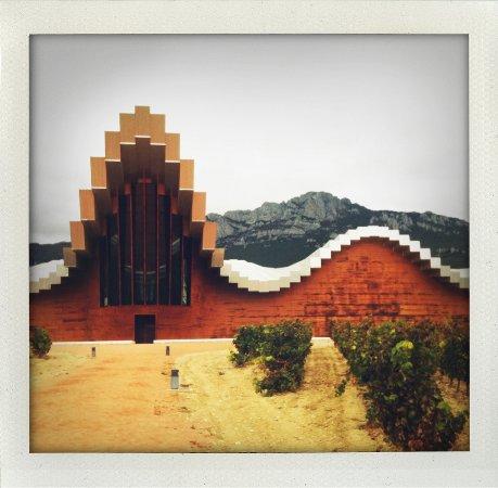 Laguardia, Spain: Bodega Ysios