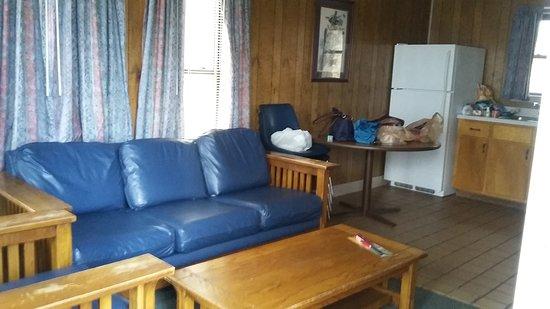 John W. Kyle State Park: Cabin 3B