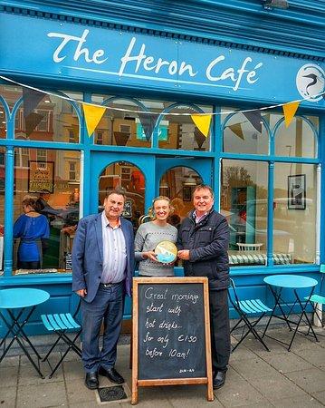 Fermoy, Irlanda: The Heron Cafe
