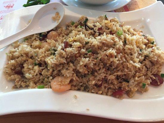 Pho 2000: Combination fried rice