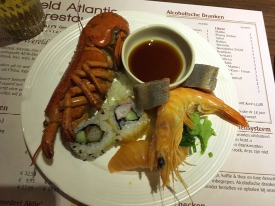 photo3 - picture of restaurant wereld atlantis, gouda - tripadvisor