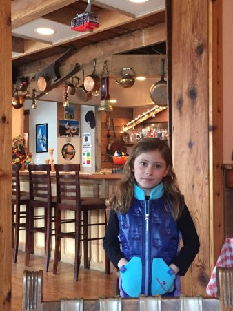 Swiss Fondue Restaurant: We loved it there Heinz was the best!! Food yummy!
