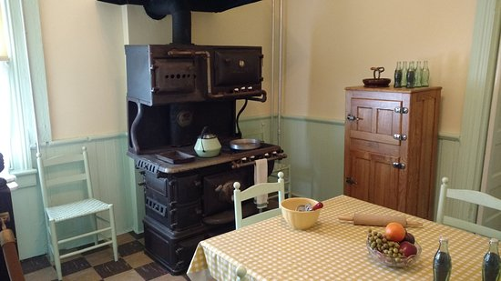 Maggie L. Walker National Historic Site: Kitchen