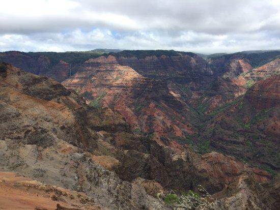 Waimea Canyon: Waimea Valley