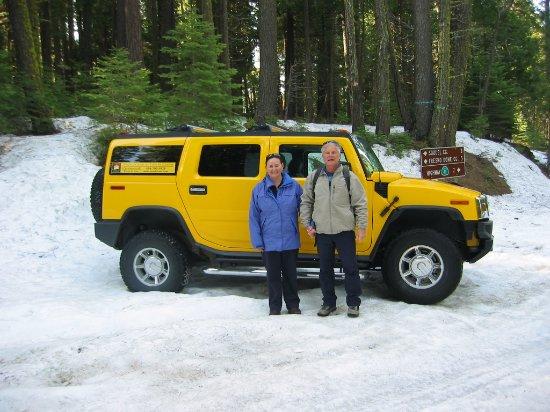 Оукхерст, Калифорния: John and Betty from Australia