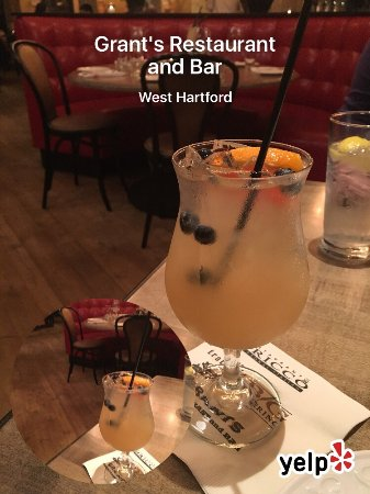 West Hartford, CT: Grants Restaurant & Bar