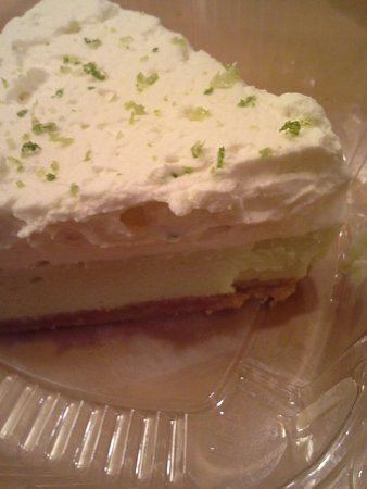 Brigham City, UT: Best Keylime pie EVER!!!!