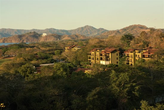Reserva Conchal Beach Resort, Golf & Spa: View from the condo