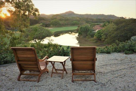Reserva Conchal Beach Resort, Golf & Spa: Sunset