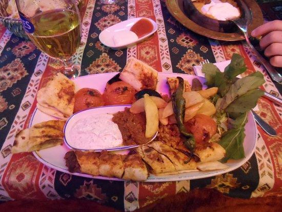 Ozler Restaurant: Troppo buono!