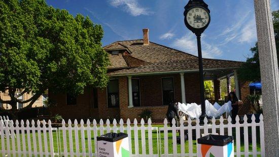 Heritage Square Phoenix: Stevens House