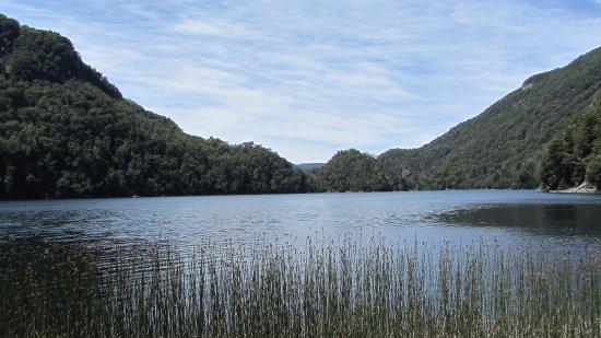Cochamo, Chile: Lago Vidal, a solo 2 días de trekking desde La Junta