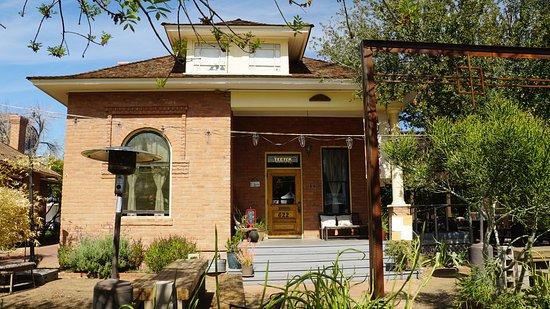 Heritage Square Phoenix: Bouvier-Tetter House