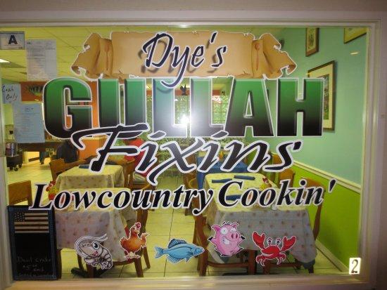 Ridgeland, SC: Dye's Gullah Fixin's