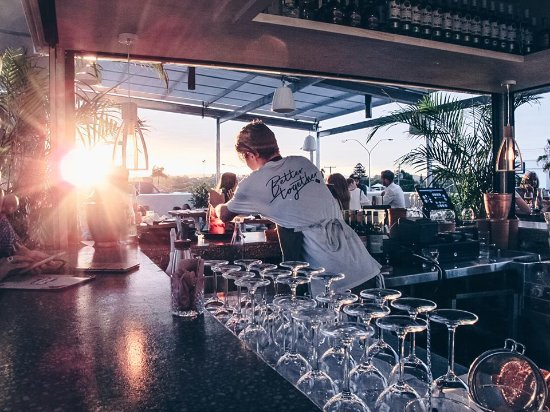 Palm Beach, Australia: We also have a rooftop dining experience and bar, perfect to watch those hinterland sunsets.