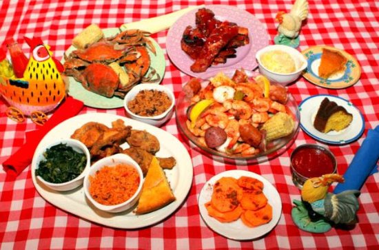 Ridgeland, Güney Carolina: The best of Dye's Gullah Fixins