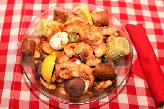 Ridgeland, Güney Carolina: Another Low Country Boil photo