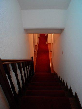 Lagosmar Hotel: Scale interne