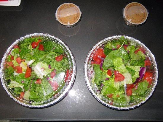 Marina del Rey, CA: Saladas